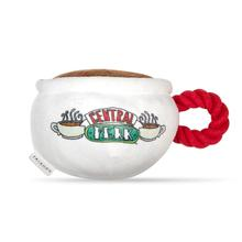 FRIENDS: Central Perk Coffee Squeaker Plush Dog Toy