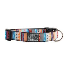 Fringe Adjustable Clip Dog Collar
