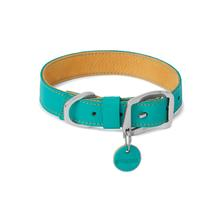 Timberline Dog Collar by RuffWear - Melt Water Teal