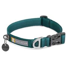 Front Range Dog Collar by RuffWear - Tumalo Teal