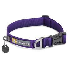 Front Range Dog Collar by RuffWear - Huckleberry Blue