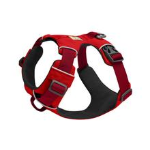 Front Range Dog Harness by RuffWear - Red Sumac