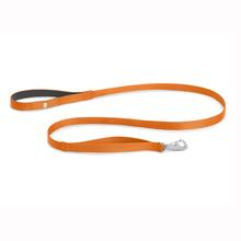 Front Range Dog Leash by RuffWear - Orange Poppy