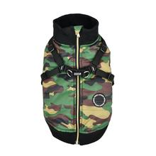 Frost Dog Vest by Puppia - Camo