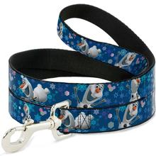 Frozen Olaf Dog Leash by Buckle-Down