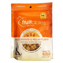 Fruitables Dog Treats - Sweet Potato & Pecan