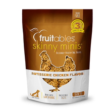 Fruitables Skinny Minis Dog Treats - Chicken