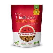 Fruitables Skinny Minis Dog Treat - Watermelon