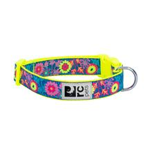 Flower Power Adjustable Dog Collar by RC Pets