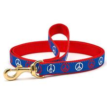 Peace Dog Leash by Up Country