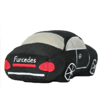 Furcedes Car Plush Dog Toy