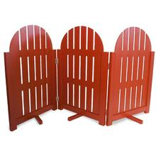 FurHaven Three-Panel Pet Gate - Adirondack