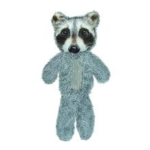FurRealz Full Body Flattie Dog Toy - Raccoon