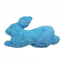 Fuzzie's Soft Dog Toy by Cycle Dog - Blue Bunny
