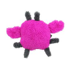 Fuzzie's Soft Dog Toy by Cycle Dog - Crab