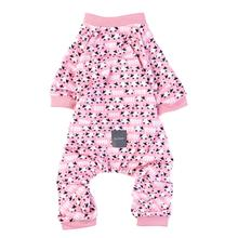 FuzzYard Counting Sheep Dog Pajamas - Pink