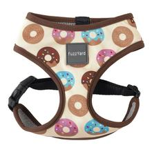 FuzzYard Go Nuts Dog Harness - Donuts