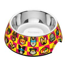 FuzzYard Doggo Force Easy Feeder Dog Bowl