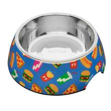 FuzzYard Supersize Me Easy Feeder Dog Bowl
