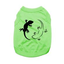 Gecko Dog Shirt - Green