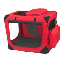 Generation Soft Dog Crates - Red Poppy