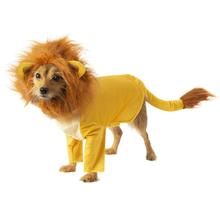 The Lion King Simba Dog Costume by Rubie's