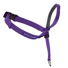 Gentle Leader Headcollar - Deep Purple