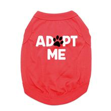 Adopt Me Dog Shirt - Red