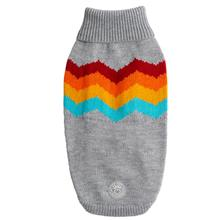 GF Pet Summit Dog Sweater - Gray