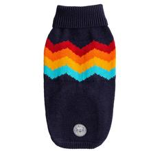 GF Pet Summit Dog Sweater - Navy