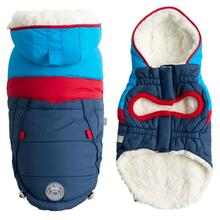 GF Pet Trekking Parka Dog Coat - Blue