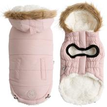 GF Pet Urban Parka Dog Coat - Pink