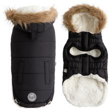 GF Pet Urban Parka Dog Coat - Black