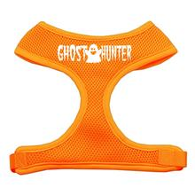 Ghost Hunter Halloween Dog Harness - Orange