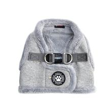 Gia Vest Style Dog Harness By Puppia - Grey