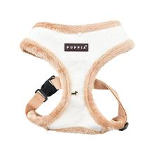 Gia Basic Style Dog Harness By Puppia - Ivory
