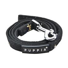 Gia Dog Leash By Puppia - Black