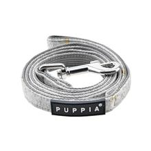 Gia Dog Leash By Puppia - Grey