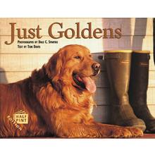 Just Goldens Book for Humans - Half Pint Edition