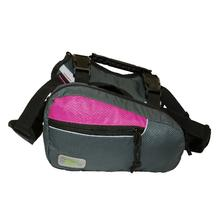 Go Fresh Pet 2-In-1 Dog Backpack - Fuschia