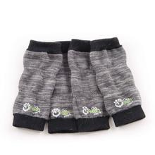 GF Pet Dog Leg Warmers - Charcoal Grey
