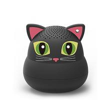G.O.A.T. Bluetooth Pet Speaker and Selfie Remote - Blackie the Cat