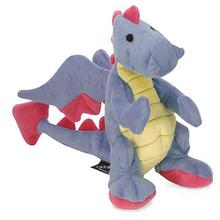 goDog Dragons Dog Toy - Periwinkle
