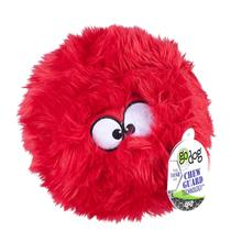 goDog Furballz Dog Toy - Red