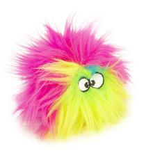goDog Just for Me FurBallz Dog Toy - Rainbow