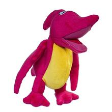 GoDog Pterodactyl Dog Toy - Pink