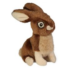 GoDog Wildlife Rabbit Dog Toy