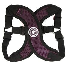 Gooby Comfort X Step-In Dog Harness - Purple