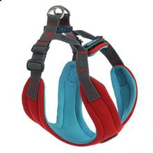 Gooby Convertible Dog Harness - Red