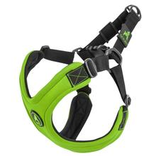 Gooby Escape Free Sport Dog Harness - Lime